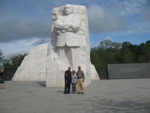 MLK Memorial RLG LCG GW